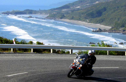 New Zealand Guided Motorcycle Tours