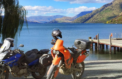 New Zealand Motorcycle Rentals