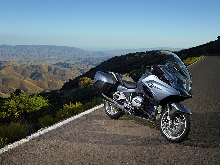 2014/15 BMW R1200 GS LC Wasserboxer – Deluxe Model