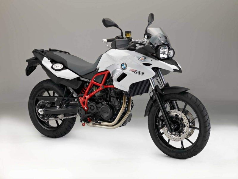 2016 BMW F700GS 800cc twin  – Deluxe Model