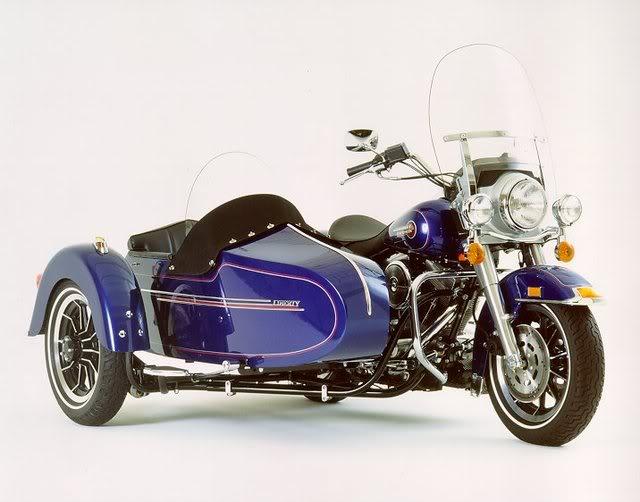 Kawasaki Nomad and Sidecar